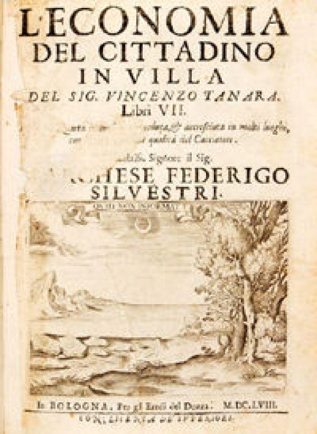 Vincenzo Tanara (inizio '600–1667 ca.)
