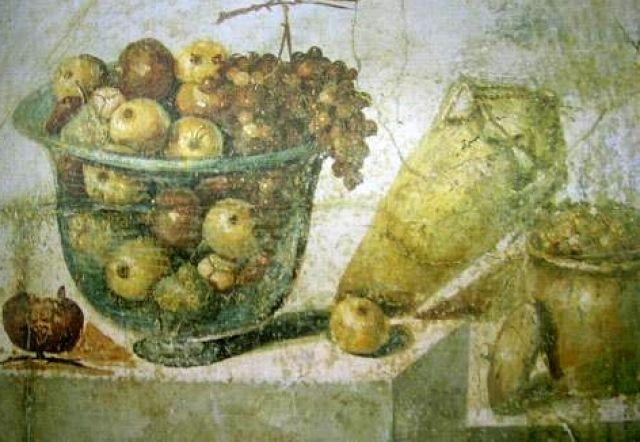 Romani e galateo del banchetto for Cibi romani