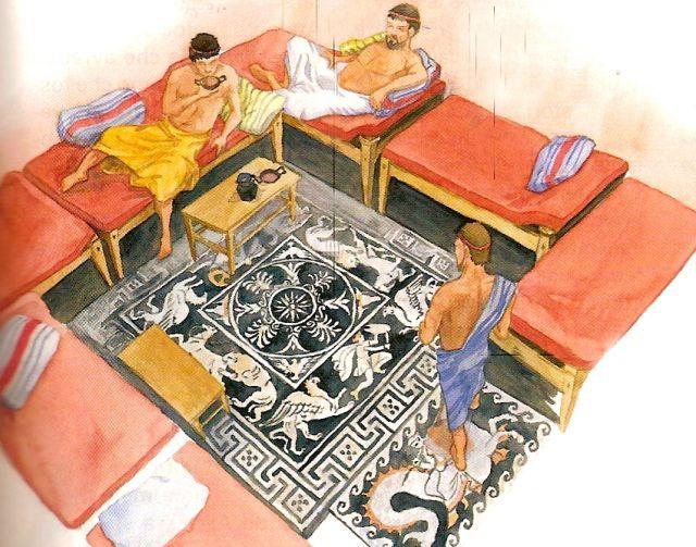 Pasti giornalieri degli antichi romani for Ricette degli antichi romani