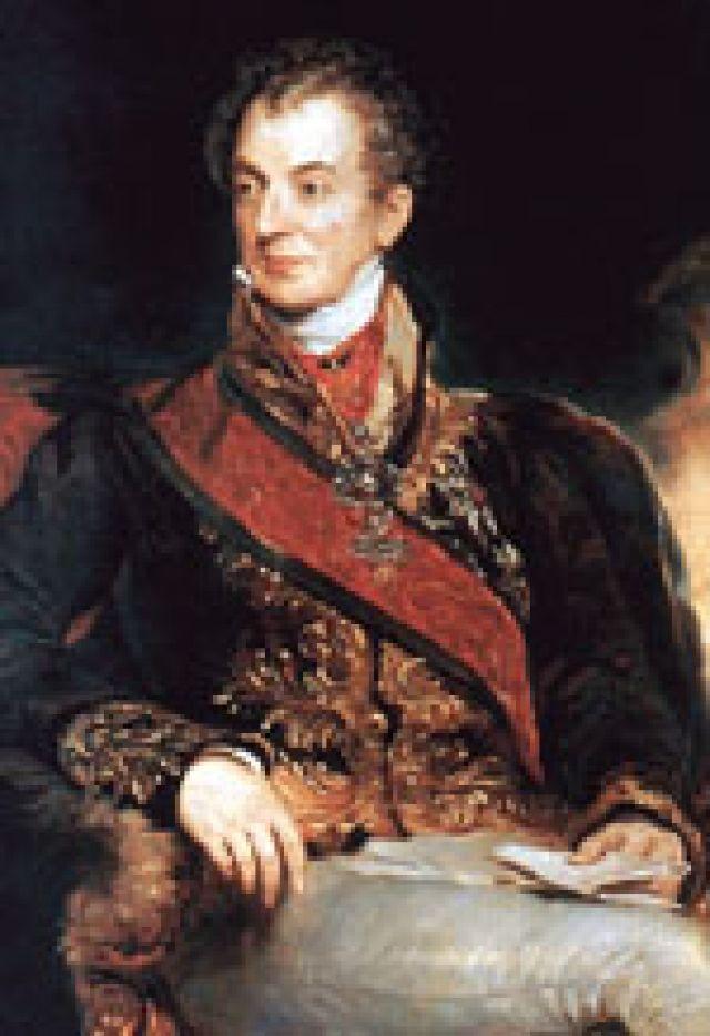 Clemente principe di Metternich Winneburg (1773-1859)