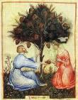 Storia frutti del bosco medievale