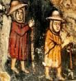 Il cibo dei pellegrini medievali