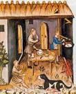 Smisurato appetito nel XIV sec.