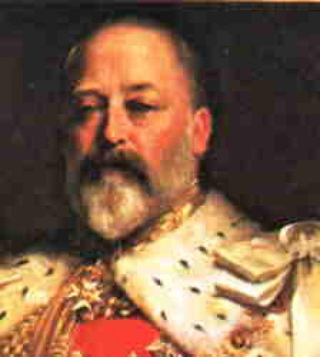 Edoardo VII (1841-1910)
