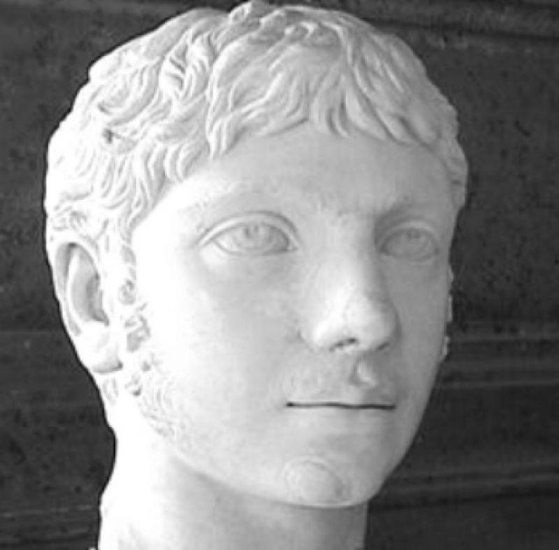 Eliogabalo - Sestio Vario Avito Bassiano (ca. 204-222 d.C.)