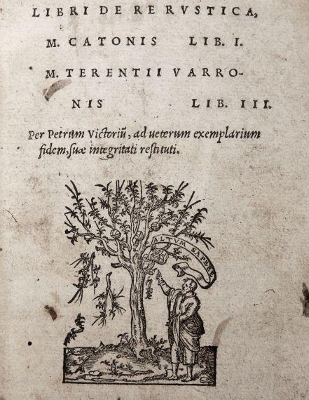 Marco Terenzio Varrone (116-27 a.C.)