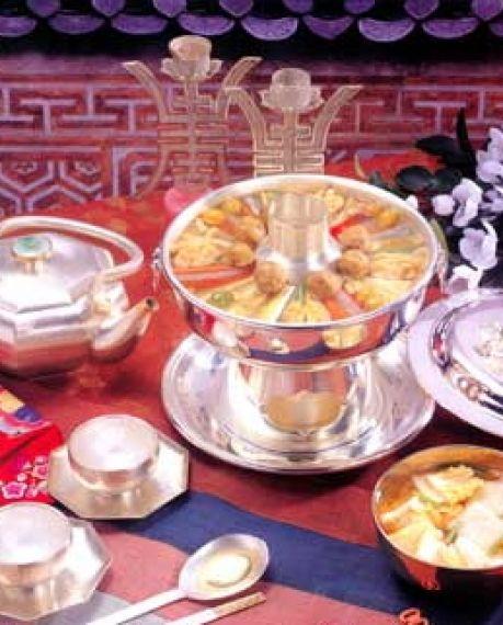 Cucina coreana di corte for Cucina coreana
