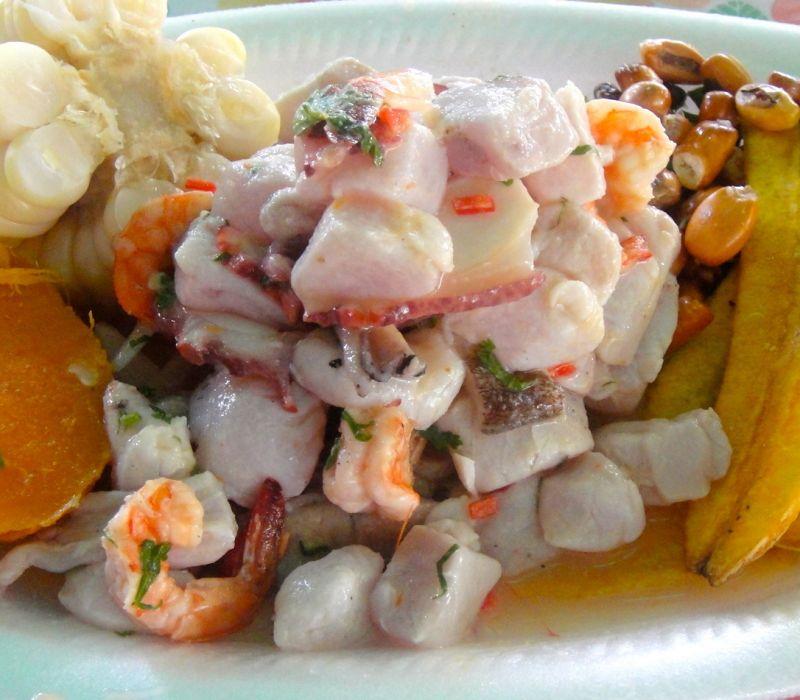 Storia cucina peruviana