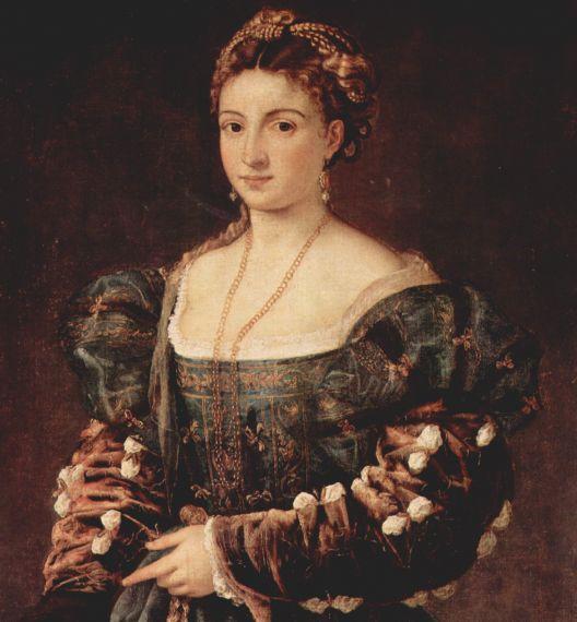 Isabella d'Este 1474 - 1539