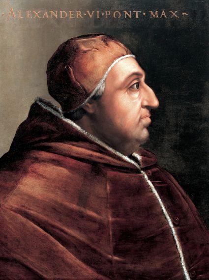 Alessandro VI (1431-1503)