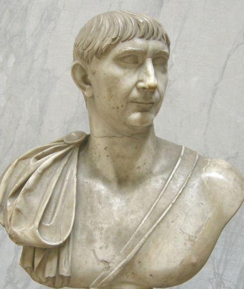Marcio Ulpio Traiano (53-117 d.C.)