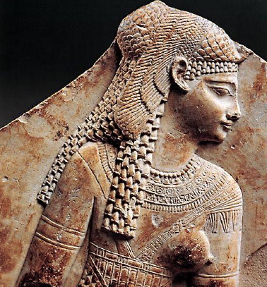 Regina Cleopatra VII (69-30 a.C)