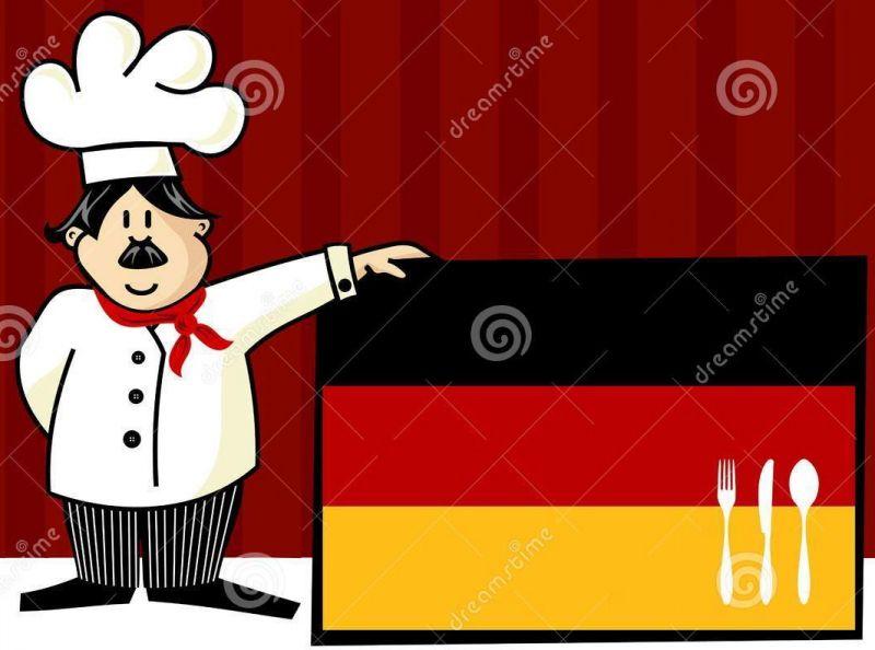 Storia cucina tedesca - La cucina tedesca ...