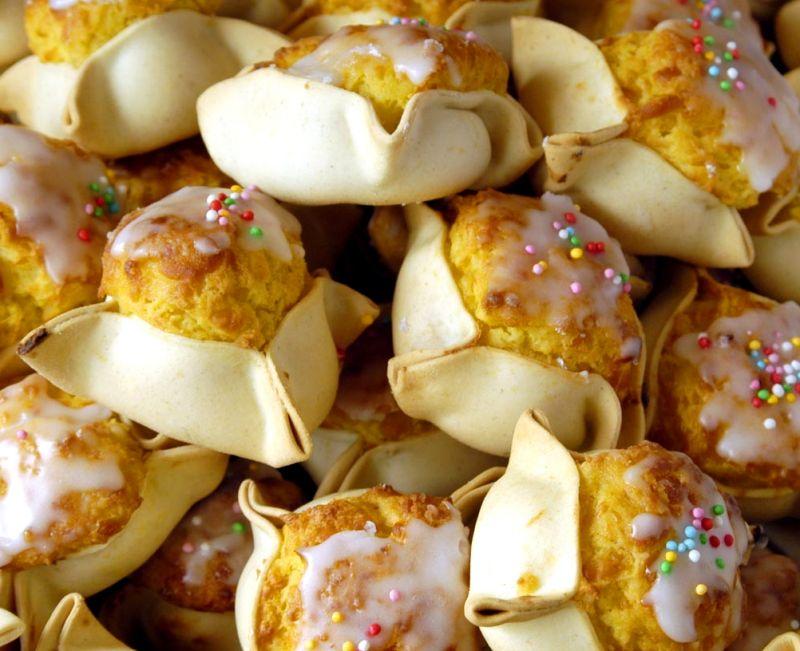 Dolci tradizionali sardegna for Ricette dolci sardi