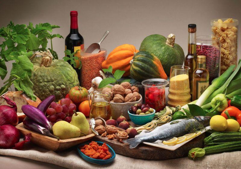 storia cucina mediterranea