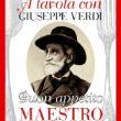 A Tavola con Giuseppe Verdi - Antonio Battei