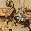 Storia San Antonio e il maiale