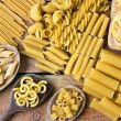 Storia delle forme della pasta