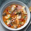 Zuppe di pesce mediterranee