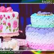 Video cake designer di rose - miss torta Elisa Pernici