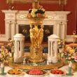 Trionfi e automati del banchetto barocco