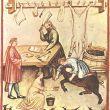 Alto Medioevo diffusa alimentazione differenziata