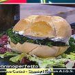 Video ricetta del panino vegetariano
