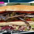 Video ricetta panino alla puttanesca