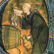 Gastrosofia emozioni del vino medievale