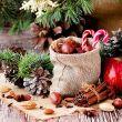 Tradizionali giochi gastronomici di Natale