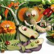 7 consigli per far mangiare le verdure ai bambini