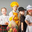 Gastrosofia dalla spesa alla tavola con i bambini