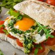 Uovo gusto e analisi sensoriale