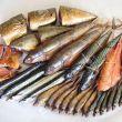 Pesce affumicato gusto e analisi sensoriale