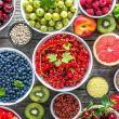 7 alimenti antiossidanti contro l'invecchiamento