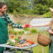 Fare al spesa dal contadino