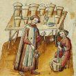 Colori e forme del cibo medievale
