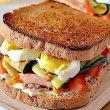 Storia sandwich spuntino gourmet