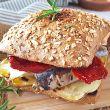 Storia sardine e pane
