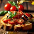 Storia pomodoro e pane