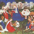 Storia dell'orto medievale nobile e plebeo