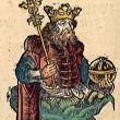 Re Alboino tra bollito misto e colomba