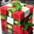 Cubo di anguria