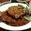 Carne - Costolette di maiale al cacao e cannella