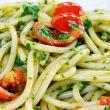 Pasta - Spaghetti alla rucola
