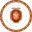 Piatti certificati Trattoria Vernissage - Roma